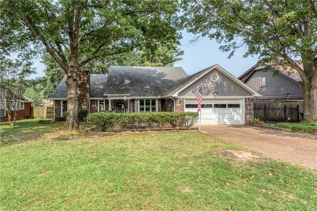 8909 Canterbury, Fort Smith, AR 72903 (MLS #1039550) :: Hometown Home & Ranch