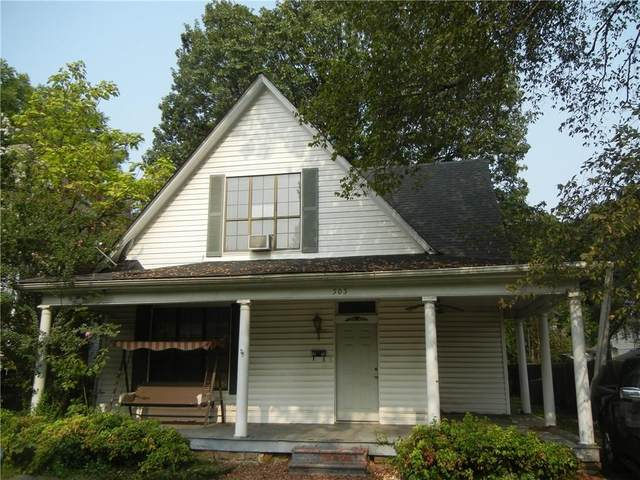 505 N 21 Street, Fort Smith, AR 72901 (MLS #1039557) :: Hometown Home & Ranch