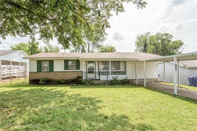 1900 S Vicksburg, Fort Smith, AR 72901 (MLS #1039569) :: Hometown Home & Ranch