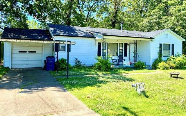 1816 Louisville Street, Fort Smith, AR 72901 (MLS #1039582) :: Hometown Home & Ranch