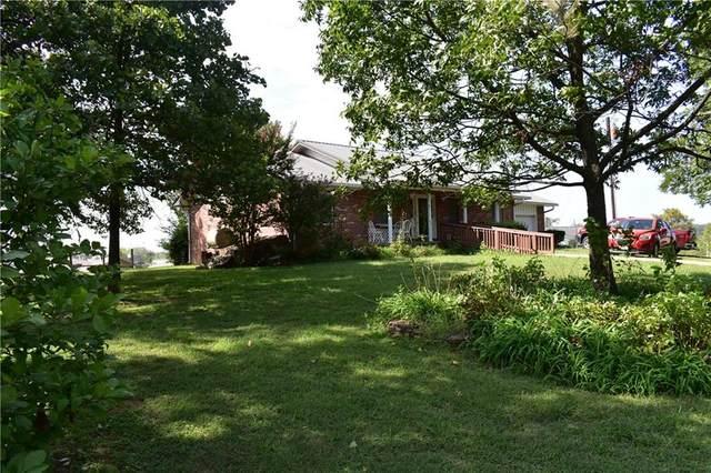 105, 107 Madison Street, Sallisaw, OK 74955 (MLS #1039646) :: Hometown Home & Ranch