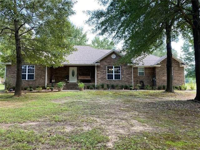 2843 Lee Creek Park Road, Van Buren, AR 72956 (MLS #1039710) :: Hometown Home & Ranch