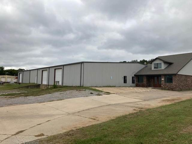 512 S Fresno Street, Fort Smith, AR 72916 (MLS #1039755) :: Fort Smith Real Estate Company