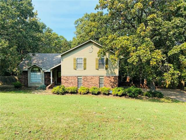 3416 S 29th Circle, Fort Smith, AR 72901 (MLS #1039777) :: Hometown Home & Ranch