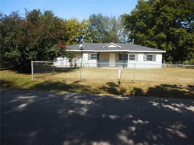 304 Saddler Street, Poteau, OK 74953 (MLS #1039847) :: Hometown Home & Ranch