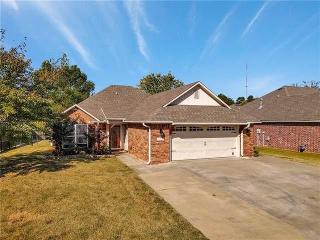 1007 Maple Ridge Drive, Greenwood, AR 72936 (MLS #1039860) :: Hometown Home & Ranch