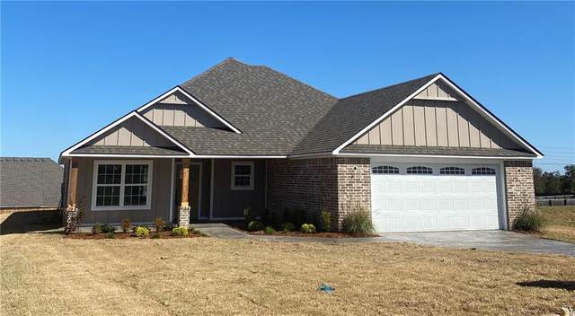 8119 Finches Grove Road, Fort Smith, AR 72916 (MLS #1039869) :: Hometown Home & Ranch