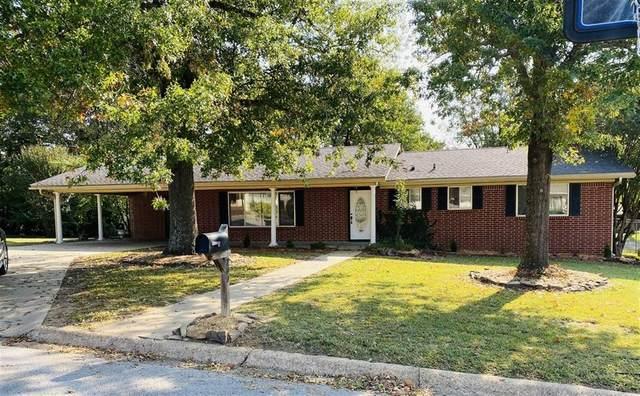 200 N Zulkey, Sallisaw, OK 74955 (MLS #1039895) :: Hometown Home & Ranch