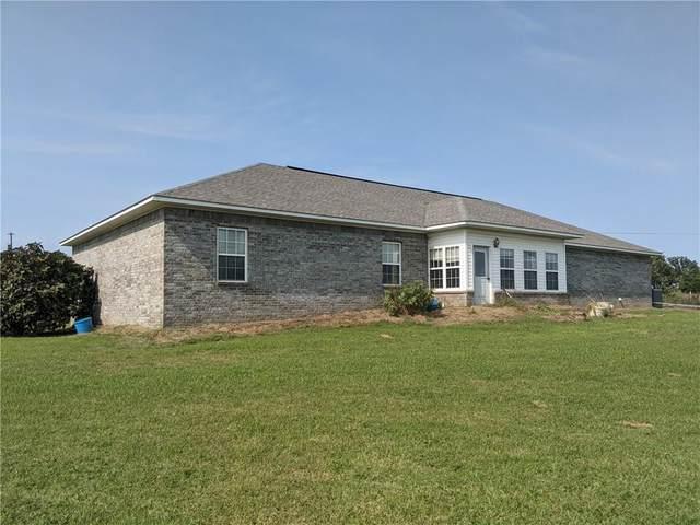 6017 Oak Bend Lane, Cecil, AR 72930 (MLS #1039911) :: Hometown Home & Ranch