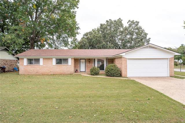 200 S 21st Terrace, Fort Smith, AR 72908 (MLS #1040016) :: Hometown Home & Ranch