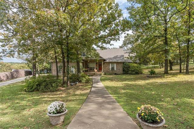 2500 Andrea Lane, Sallisaw, OK 74955 (MLS #1040048) :: Hometown Home & Ranch
