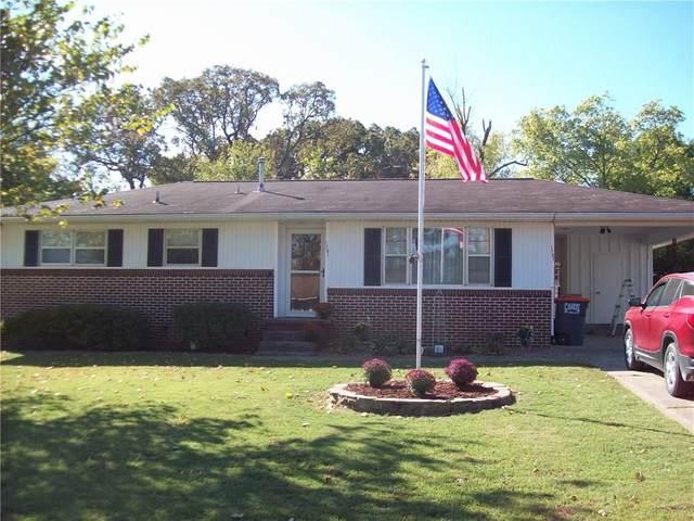 1701 Gibson Street, Ozark, AR 72949 (MLS #1040063) :: Hometown Home & Ranch