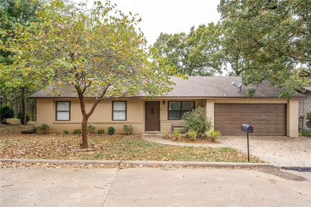 204 Michelle Drive, Poteau, OK 74953 (MLS #1040094) :: Hometown Home & Ranch