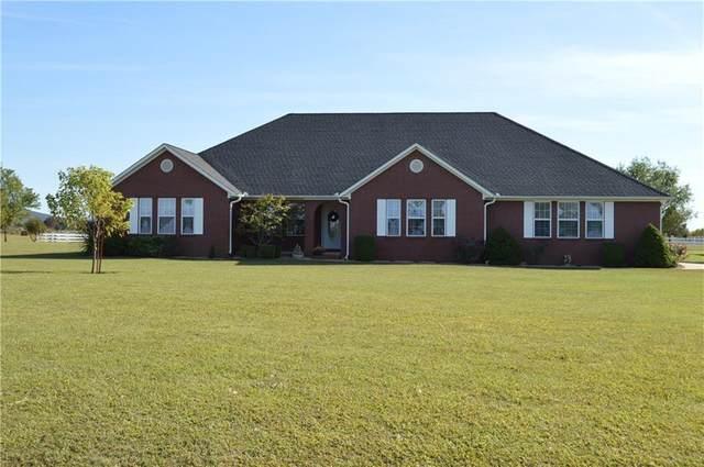 14919 Gap Creek Road, Poteau, OK 74953 (MLS #1040100) :: Hometown Home & Ranch