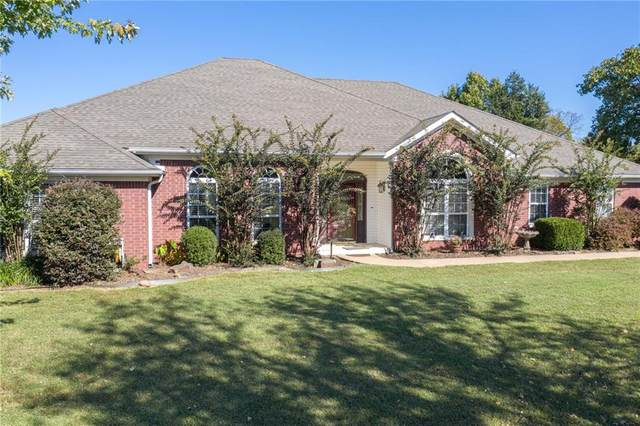 476337 E 1090 Road, Roland, OK 74954 (MLS #1040121) :: Hometown Home & Ranch