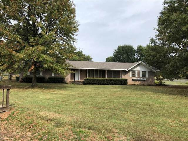 608 Skyline Drive, Van Buren, AR 72956 (MLS #1040124) :: Hometown Home & Ranch