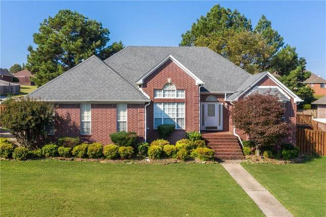 1521 Brandywine Court, Van Buren, AR 72956 (MLS #1040148) :: Hometown Home & Ranch