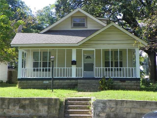 812 S 22 Street, Fort Smith, AR 72901 (MLS #1040157) :: Hometown Home & Ranch