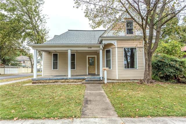 1101 13th Street, Fort Smith, AR 72901 (MLS #1040166) :: Hometown Home & Ranch