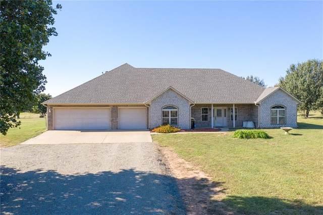 25799 Bokoshe Mtn, Bokoshe, OK 74930 (MLS #1040178) :: Hometown Home & Ranch