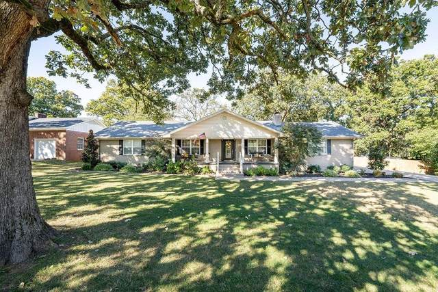 2004 S 66th Street, Fort Smith, AR 72903 (MLS #1040186) :: Hometown Home & Ranch