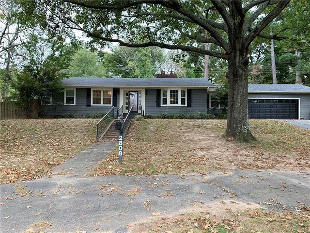 2808 Charlotte Lane, Fort Smith, AR 72901 (MLS #1040191) :: Hometown Home & Ranch