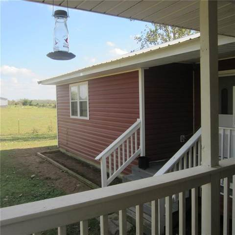 21411 County Road 1200, Keota, OK 74941 (MLS #1040195) :: Hometown Home & Ranch