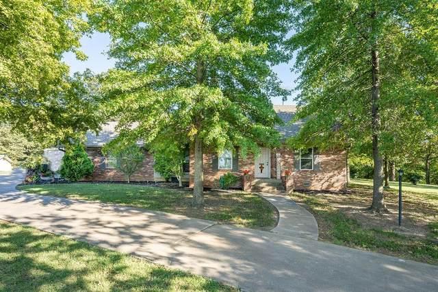 505 Sunset Ridge Road, Huntington, AR 72940 (MLS #1040263) :: Fort Smith Real Estate Company