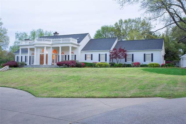 6300 Park Avenue, Fort Smith, AR 72903 (MLS #1040278) :: Hometown Home & Ranch