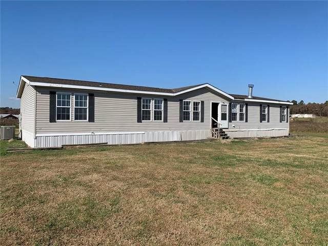 2203 Gillham Road, Hartford, AR 72938 (MLS #1041380) :: Hometown Home & Ranch