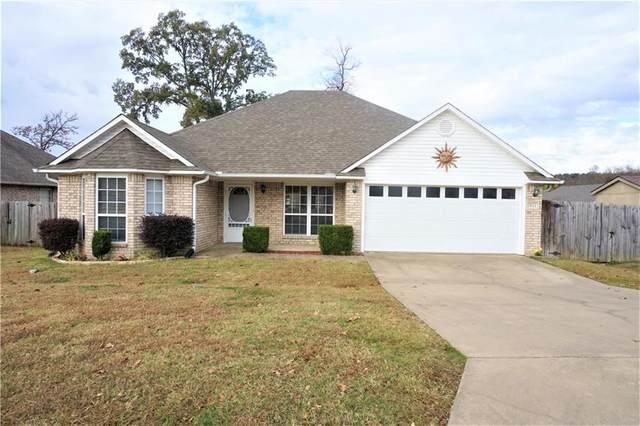 1811 Twin Oaks Drive, Van Buren, AR 72956 (MLS #1041482) :: Hometown Home & Ranch