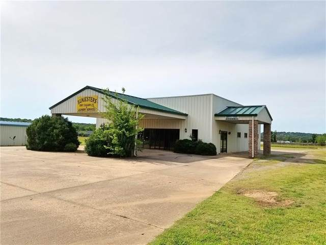 702 Us Hwy. 270, Heavener, OK 74937 (MLS #1041588) :: Fort Smith Real Estate Company