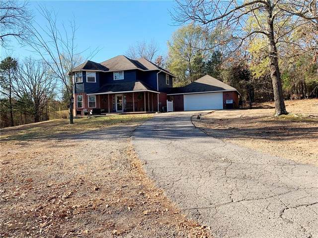 477192 E 1085 Road, Roland, OK 74954 (MLS #1041599) :: Hometown Home & Ranch
