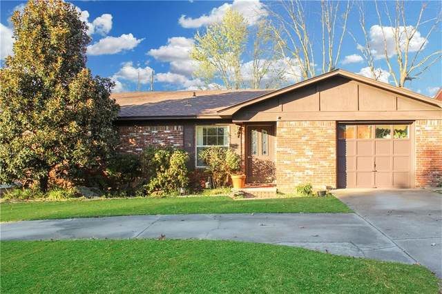 1615 S Savannah Drive, Fort Smith, AR 72901 (MLS #1041631) :: Hometown Home & Ranch