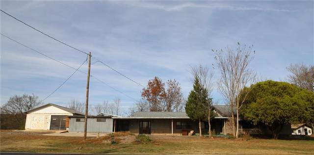 218 Highland Drive, Roland, OK 74954 (MLS #1041669) :: Fort Smith Real Estate Company