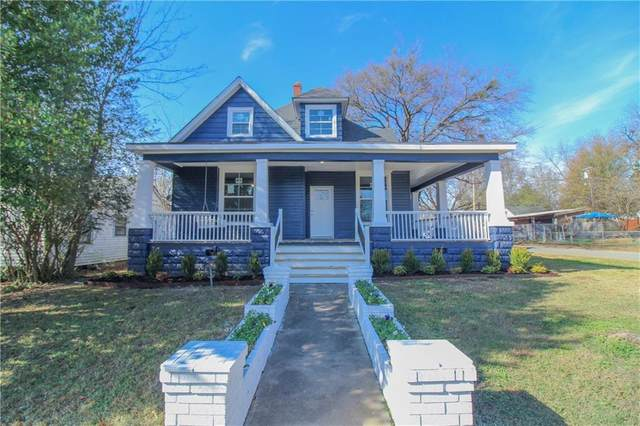 1323 N 41st Street, Fort Smith, AR 72904 (MLS #1041671) :: Hometown Home & Ranch