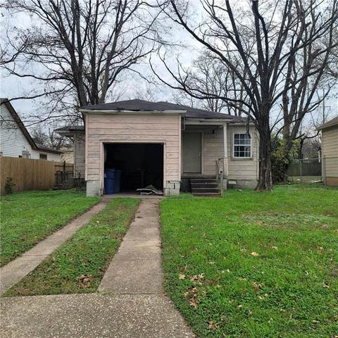 408 35th Street, Fort Smith, AR 72903 (MLS #1041681) :: Hometown Home & Ranch