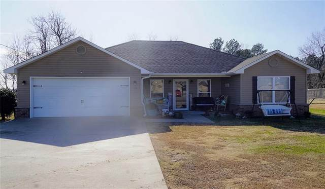 1114 Sequoyah Street, Spiro, OK 74959 (MLS #1042399) :: Fort Smith Real Estate Company