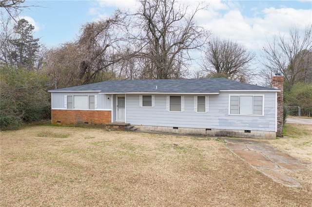 1220 Mable Drive, Fort Smith, AR 72908 (MLS #1042400) :: Fort Smith Real Estate Company