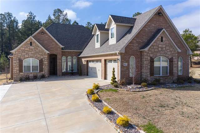 8412 Avalon Way, Fort Smith, AR 72916 (MLS #1042561) :: PMI Heritage Real Estate Group