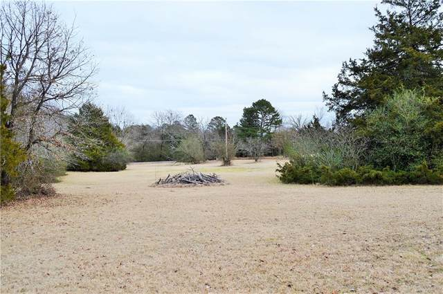 TBD Morris Creek Road, Heavener, OK 74937 (MLS #1042627) :: Fort Smith Real Estate Company