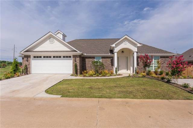 13 Jeffrey Way, Fort Smith, AR 72903 (MLS #1042747) :: Fort Smith Real Estate Company