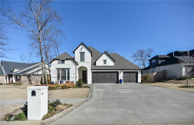 7115 Forest Canyon Drive, Fort Smith, AR 72916 (MLS #1042765) :: Fort Smith Real Estate Company