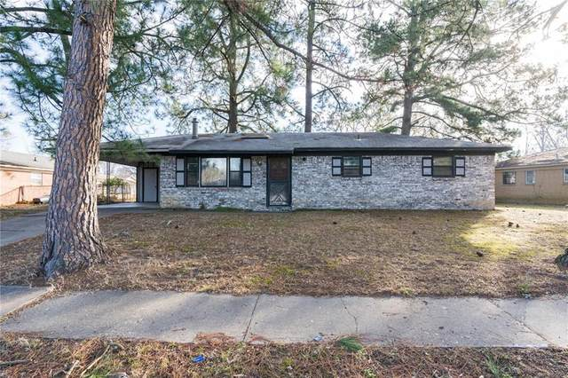 18 Sylvan Hlls, Fort Smith, AR 72904 (MLS #1042787) :: Fort Smith Real Estate Company