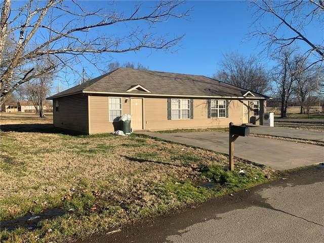 414-416 S Columbus Street, Spiro, OK 74959 (MLS #1043972) :: Fort Smith Real Estate Company