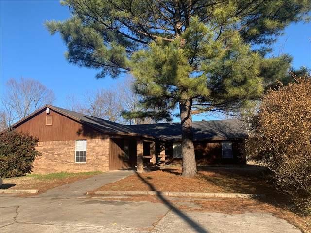 412 S Columbus, Spiro, OK 74959 (MLS #1043975) :: Fort Smith Real Estate Company