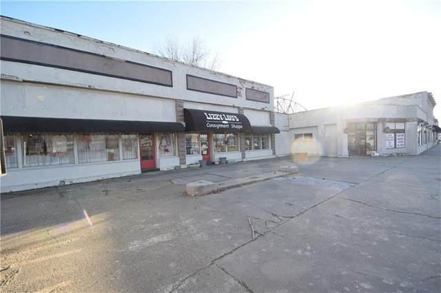 100 W Cherokee Avenue, Sallisaw, OK 74955 (MLS #1044069) :: Fort Smith Real Estate Company