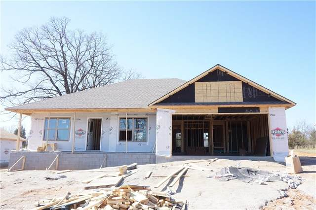 136 Stone Drive, Roland, OK 74954 (MLS #1044098) :: Fort Smith Real Estate Company