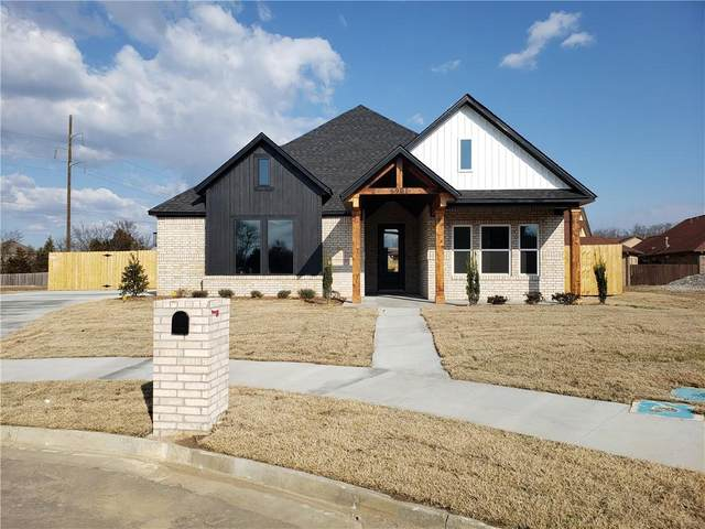 6901 Forest Canyon Drive, Fort Smith, AR 72916 (MLS #1044105) :: Fort Smith Real Estate Company
