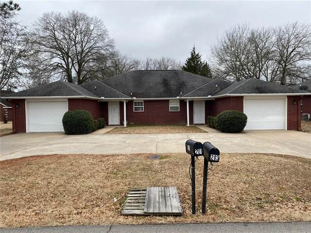 201-207 H Street, Barling, AR 72923 (MLS #1044195) :: Fort Smith Real Estate Company